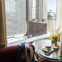 Sofitel Chicago Magnificent Mile Guest room
