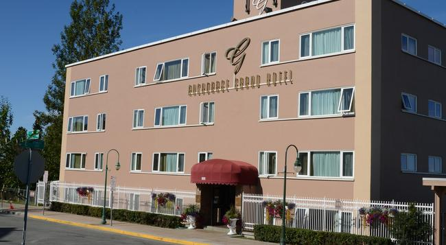 Anchorage Grand Hotel - Anchorage - Building