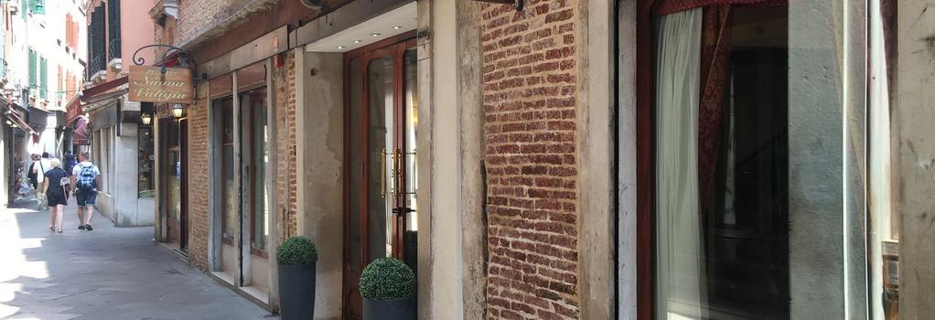 Hotel Gorizzia A La Valigia - Venice - Building