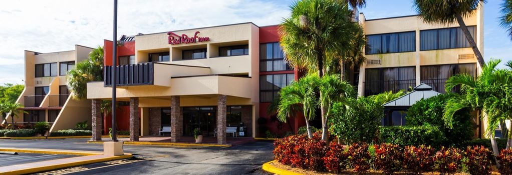 Red Roof Inn Clearwater Airport - Clearwater - Building
