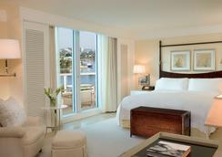 The Ritz-Carlton Fort Lauderdale - Fort Lauderdale - Bedroom