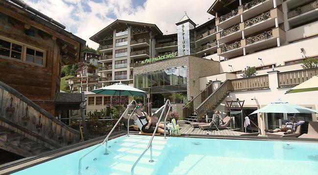The Alpine Palace New Balance Luxus Resort - Saalbach - Building