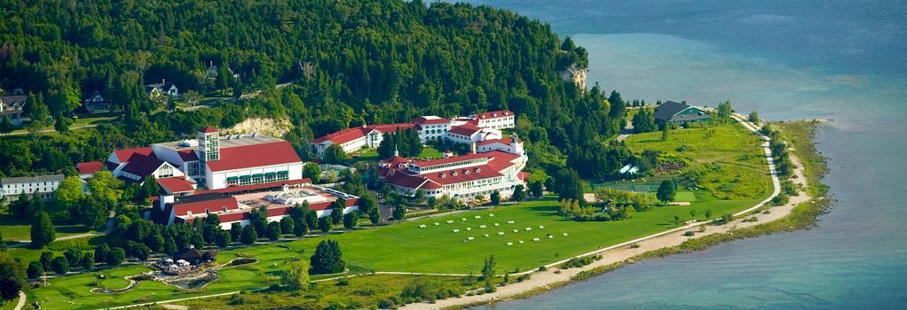 Mission Point Resort - Mackinac Island - Location